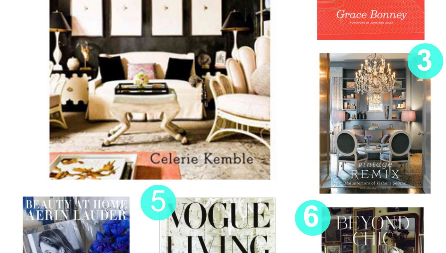 Tuesday Ten Best Design Coffee Table Books Havenly S Blog