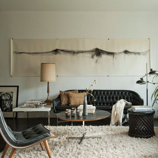 Best Leather Sofas Via Havenly