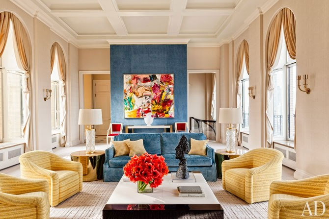 In Case You Missed It: Steve Wynn's Manhattan Duplex
