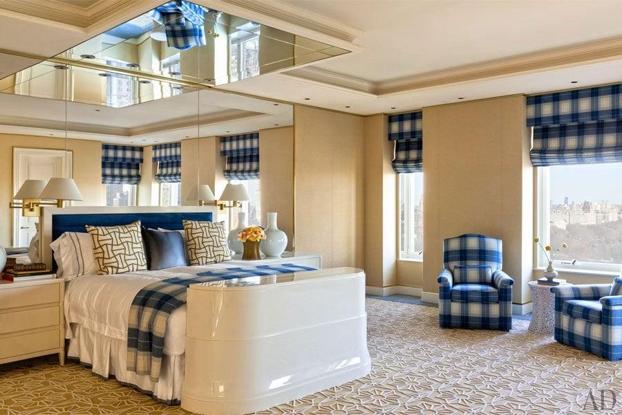Steve Wynn Bedroom via Havenly