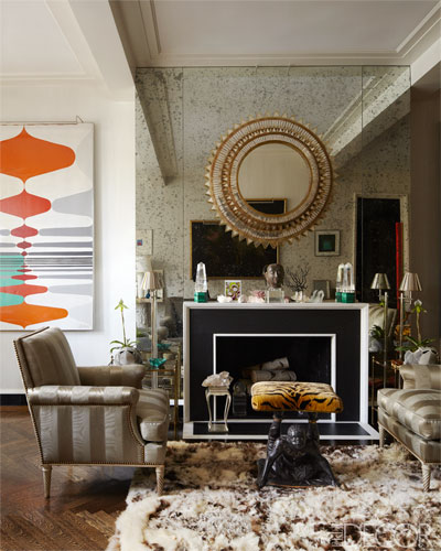 Spotlight on: Black & White Fireplaces   The Havenly Blog