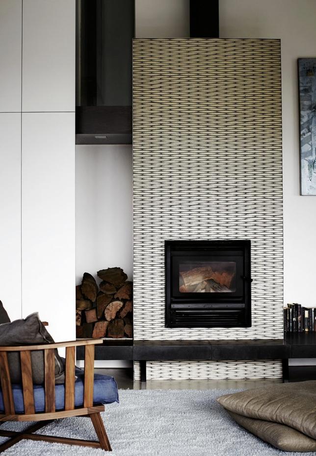 Brilliant Spotlight On Black White Fireplaces Havenlys Blog Interior Design Ideas Inamawefileorg