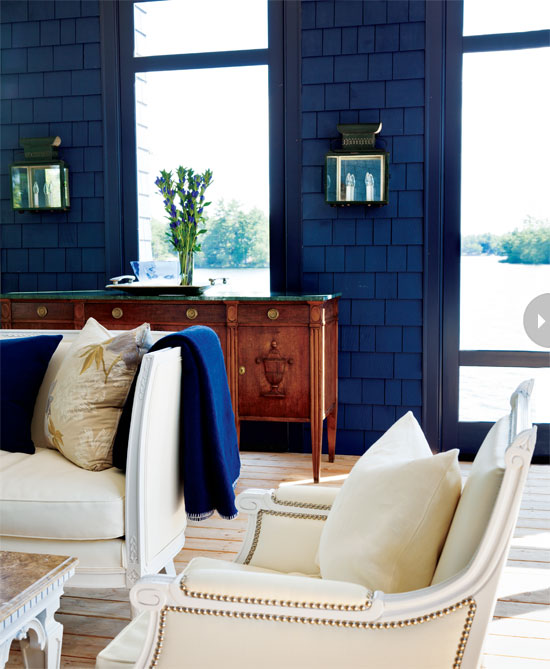 Dee Dee Taylor Eustace Screened In Porch ||  Havenly
