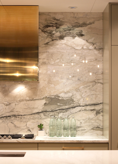 Marble Kitchen ||  Havenly