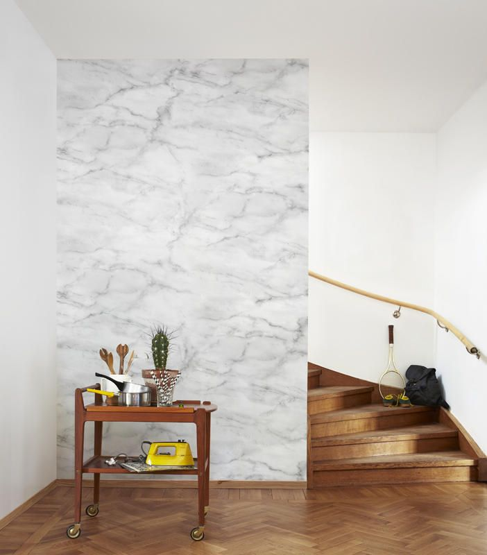 Marble Statement Wall ||  Havenly
