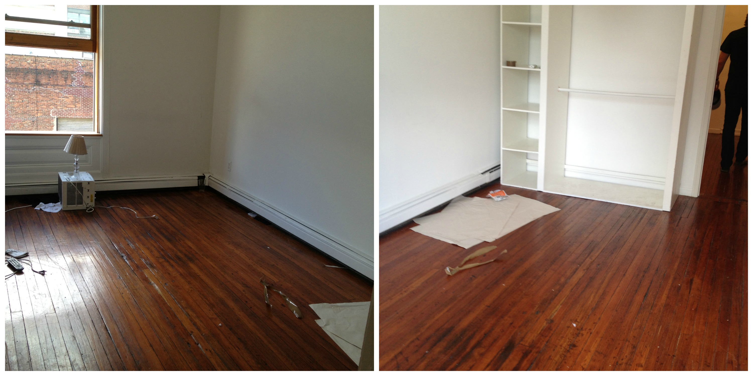 Before photos || Havenly