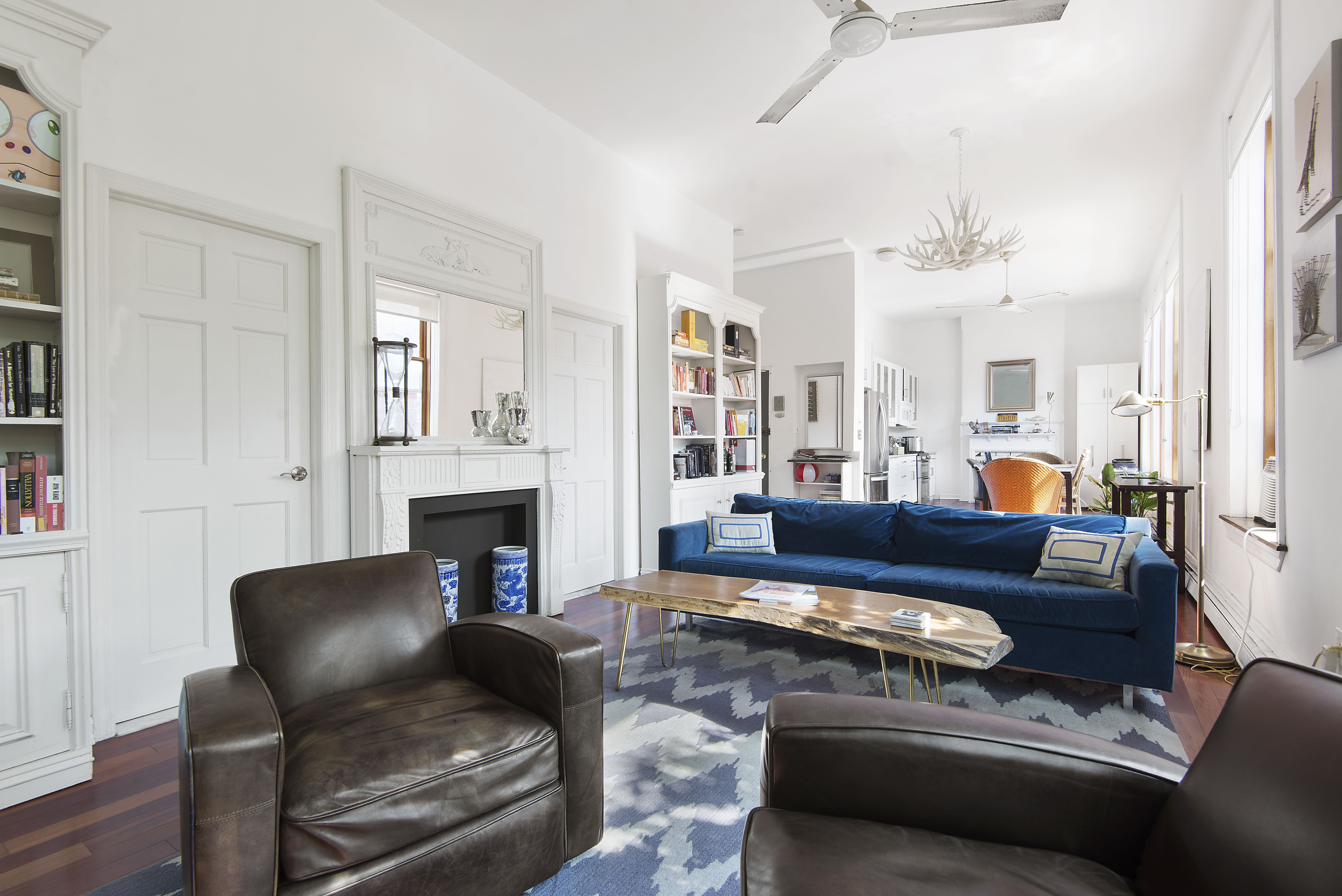 Featured: A Bachelor Pad Grows in Brooklyn | The Havenly Blog