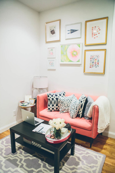 Featured: A Havenly Room Design on Style Me Pretty Living! | The ...
