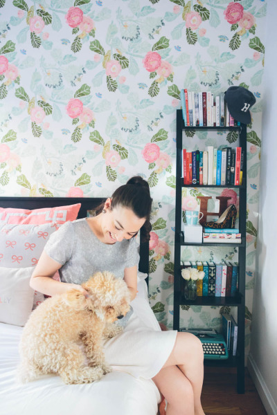 Featured: A Havenly Room Design on Style Me Pretty Living!