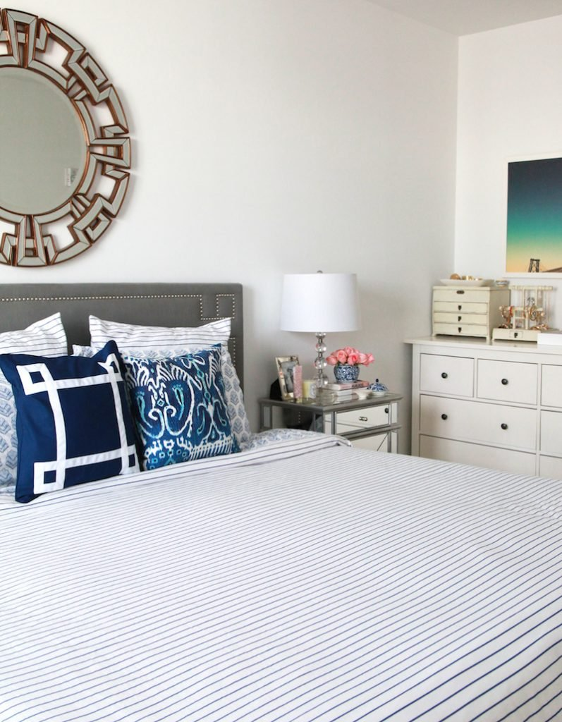 Client Spotlight: A Blogger's Cheerful Connecticut Bedroom