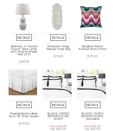 Shop the Room     Havenly