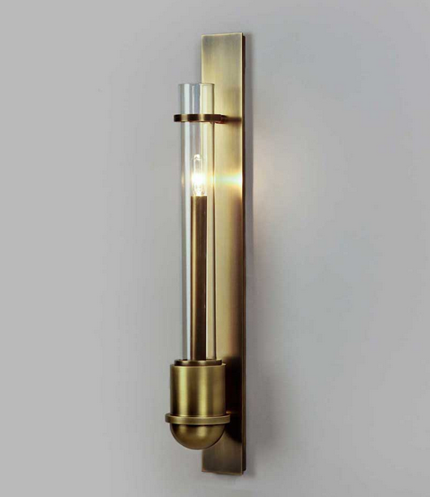 The Ten Best Brass Wall Sconces Havenly