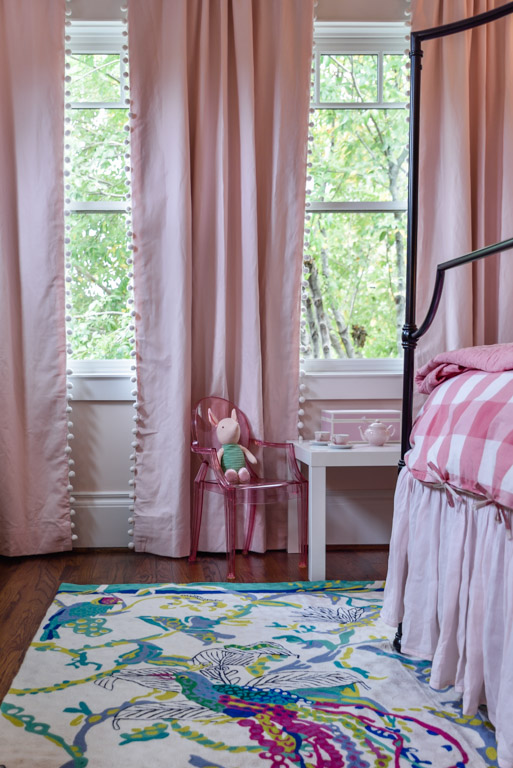 A Child's Whimsical Bedroom Design ||  Havenly