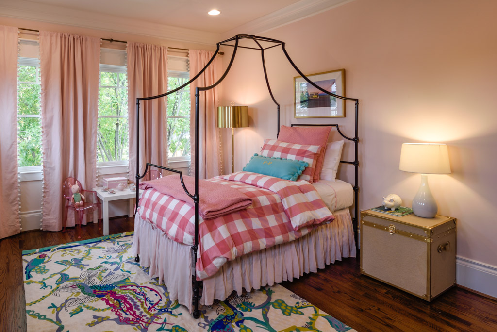 featured a little girl 39 s whimsical bedroom in the houston heights