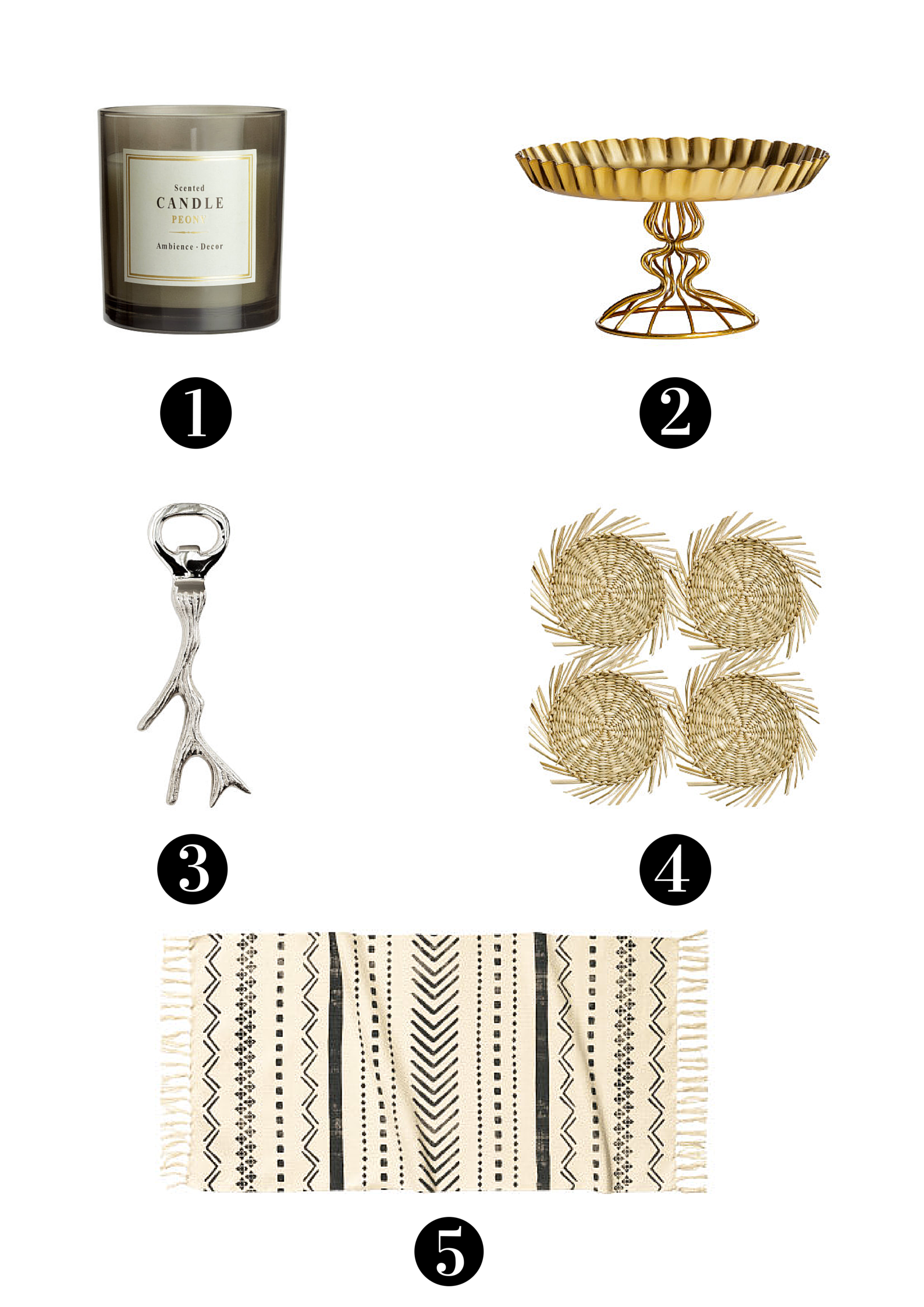 The 5 Best H&M Home FInds 2