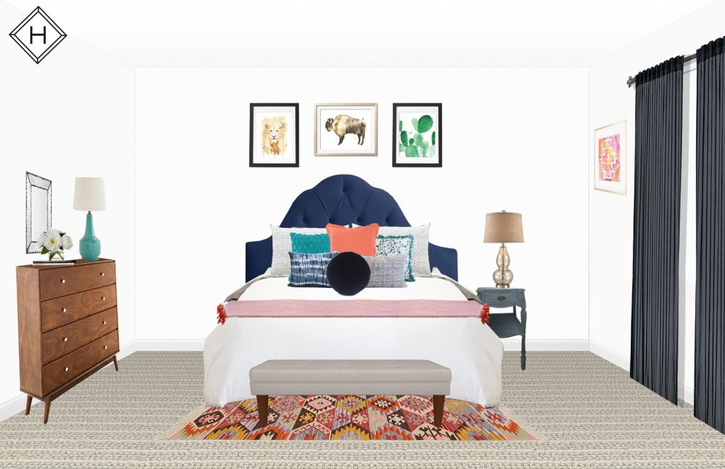5 Simple Ways to Create a Serene Guest Bedroom