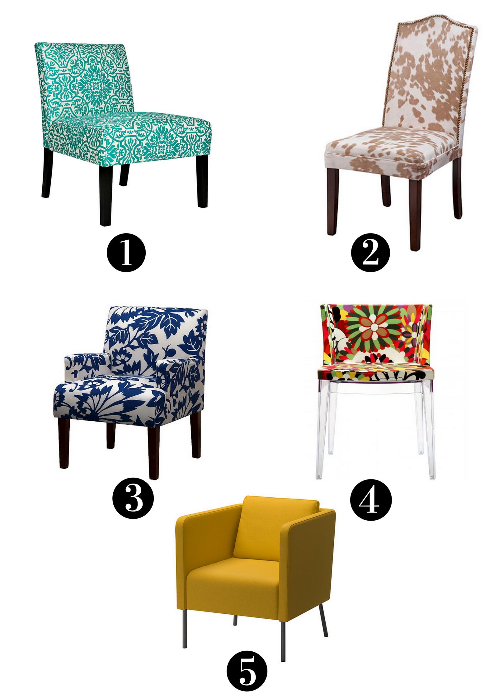 5 Chairs Under 150