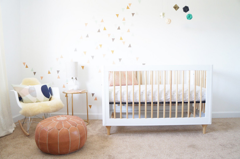 Client Feature A Bright Natural Nursery In Santa Monica Havenly Hideaway