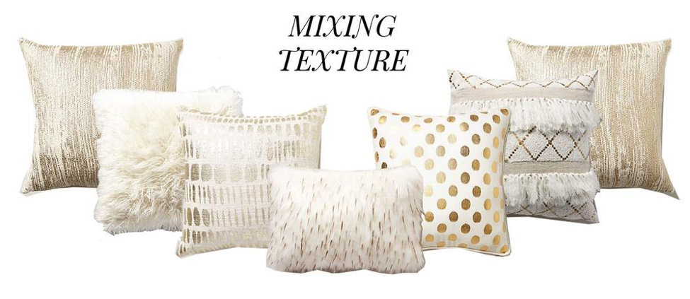 Designer Throw Pillows designer mixology: the pillow edition | the havenly blog