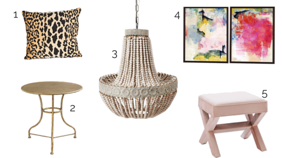 Shop for these items on Havenly to spruce up your living room.