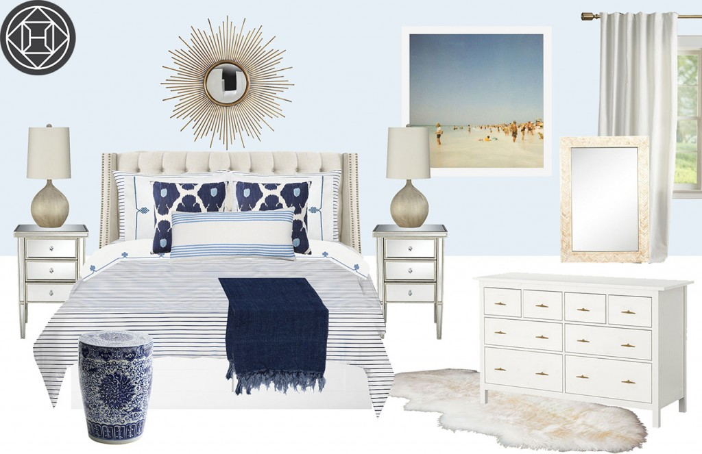 A Cheerful Blogger's Bedroom By Havenly