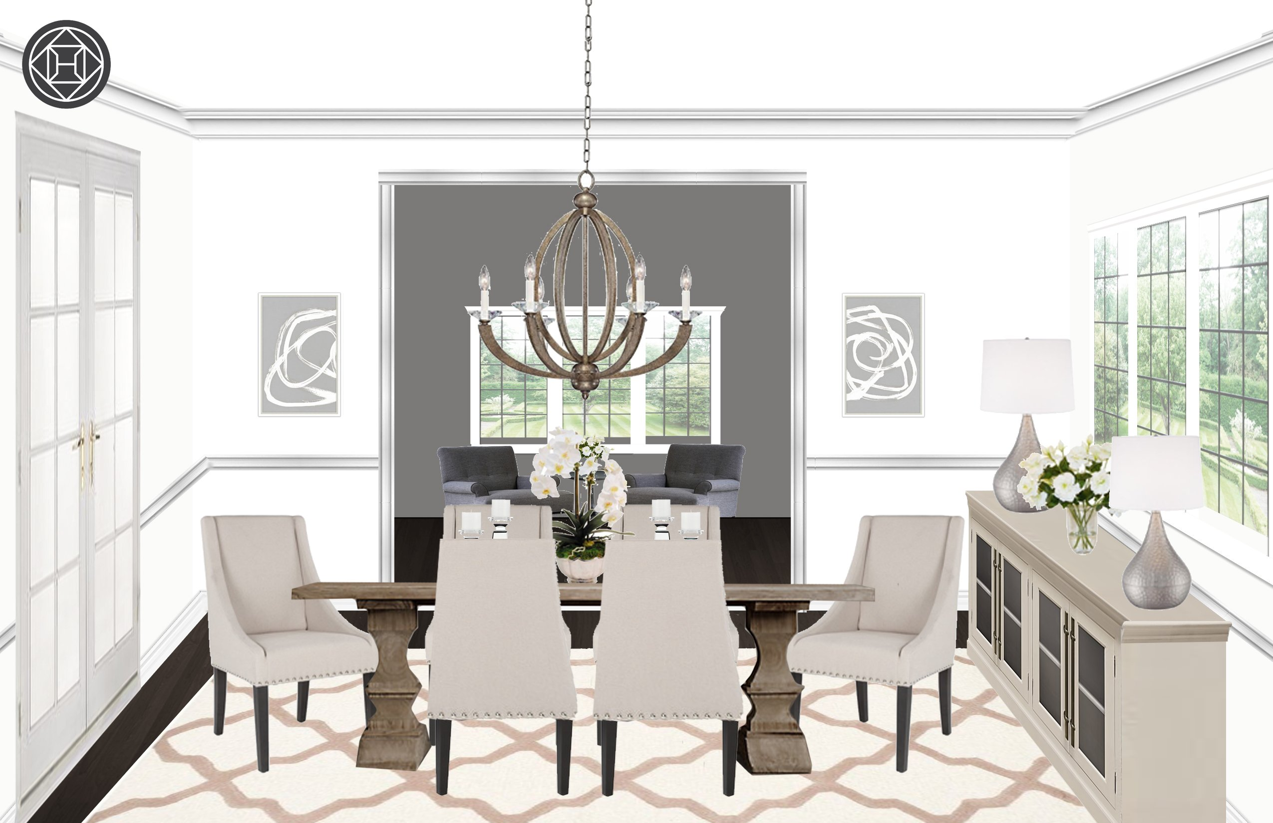 Havenly Best Of: Dining Rooms