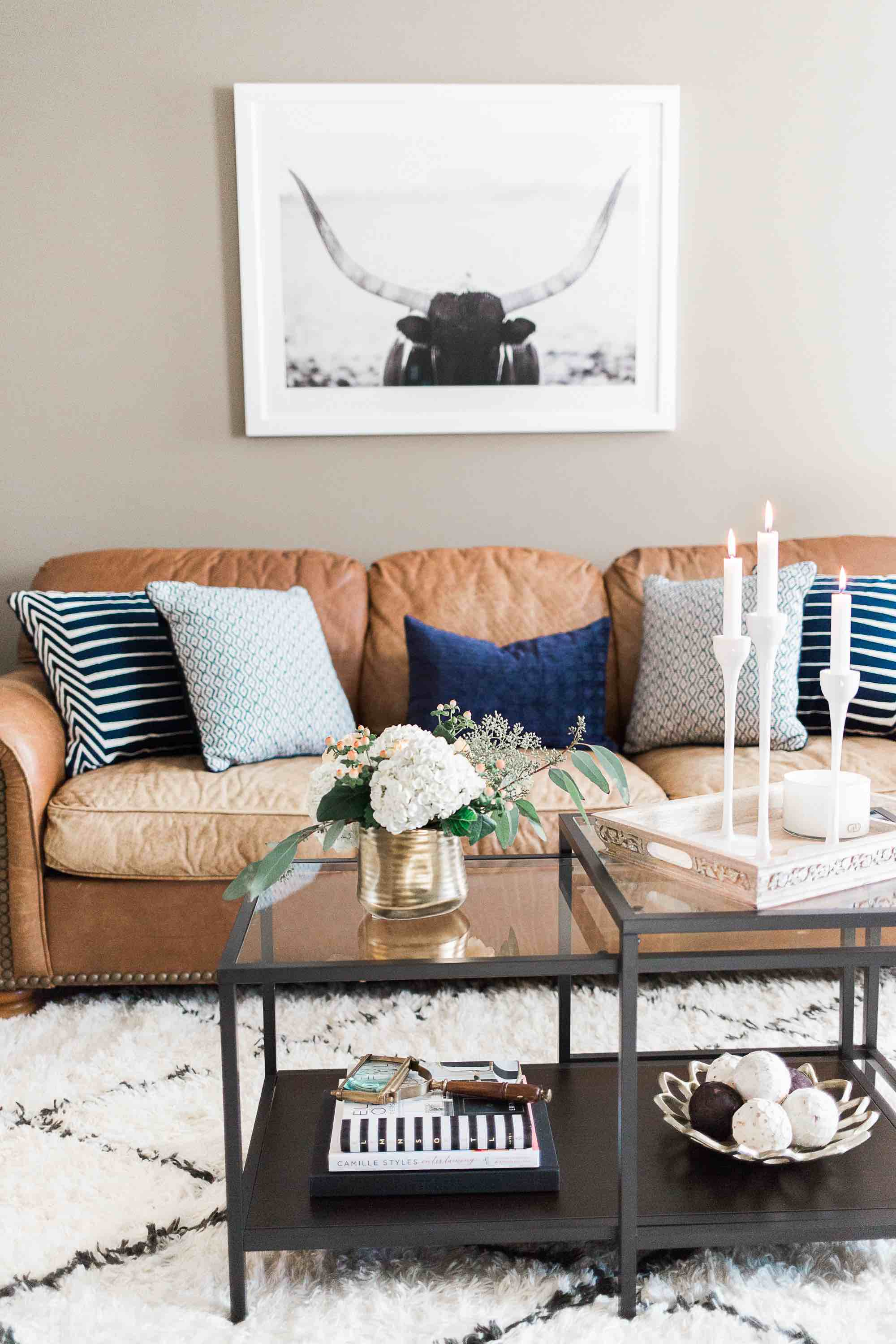 Best Of: Effortlessly Cool Living Rooms