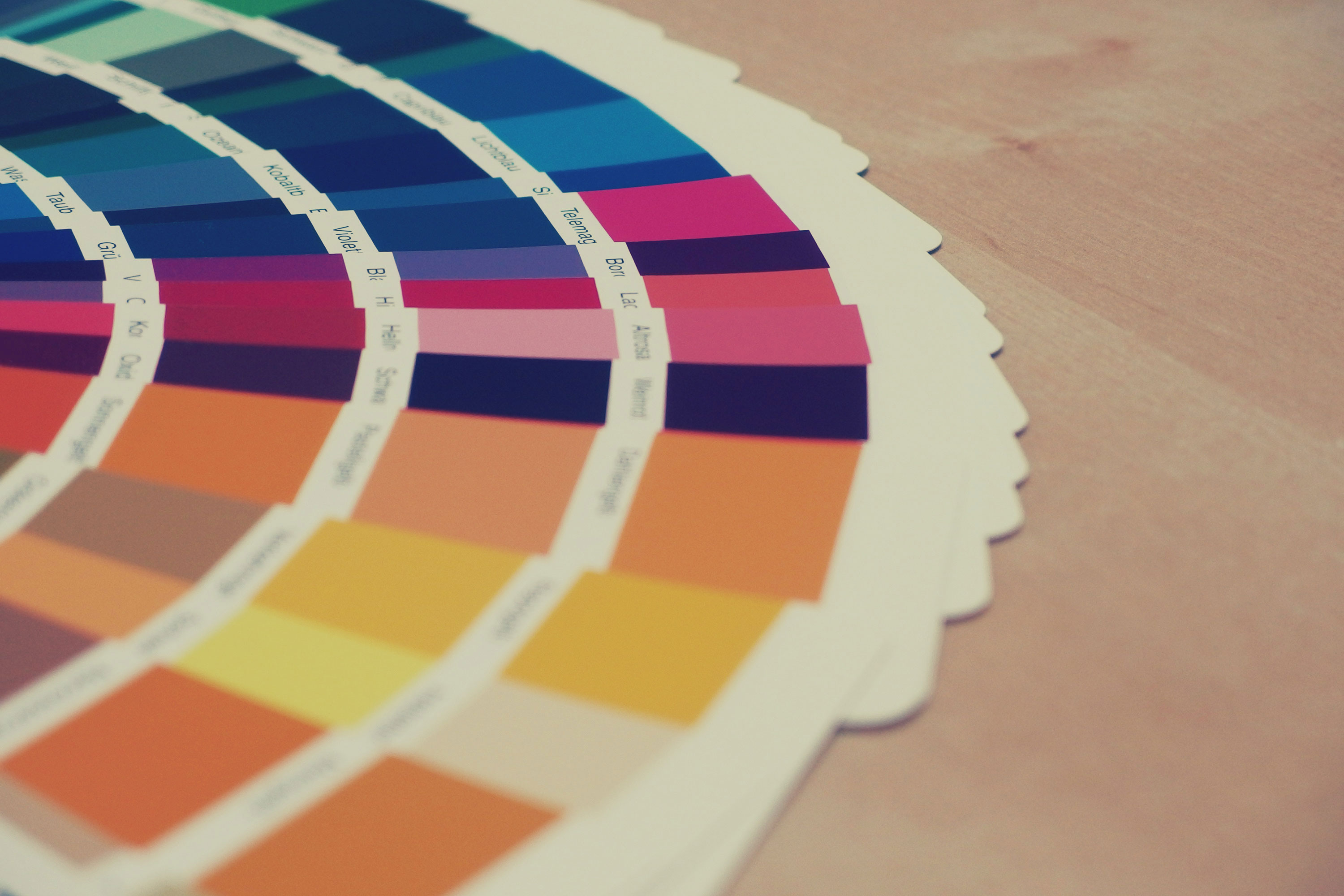 Paint Colors: How well do you know your color vocabulary?