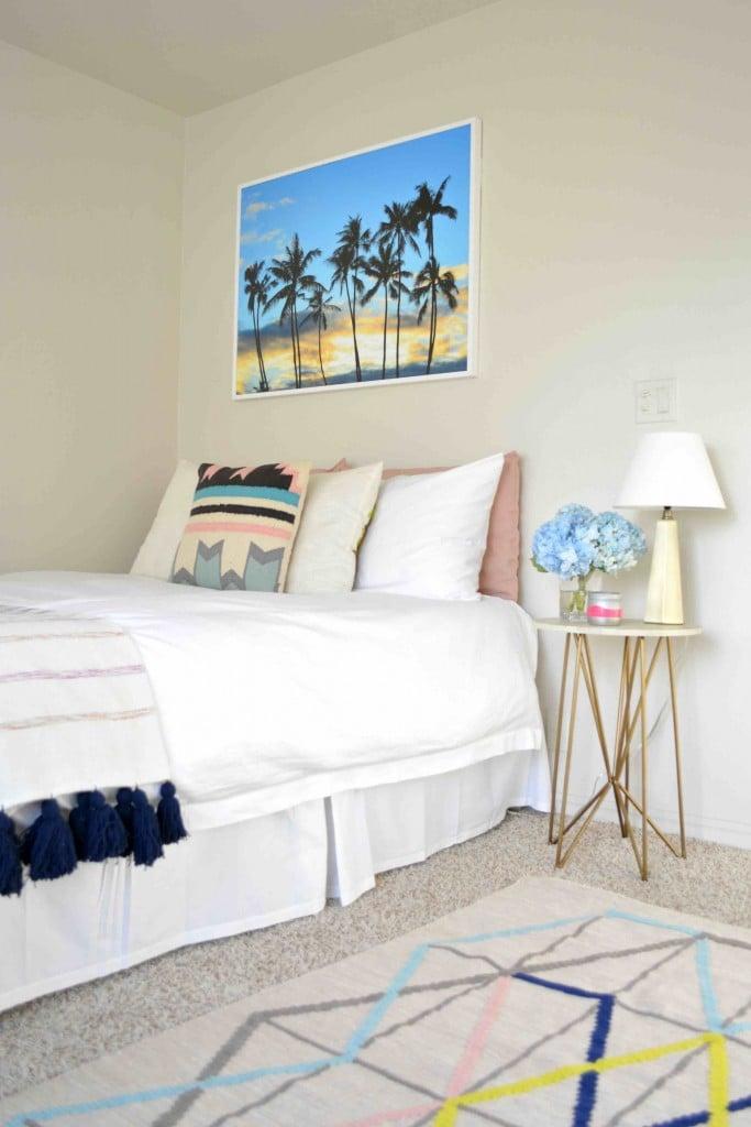 Client Spotlight: A California-Cool Blogger's Bedroom