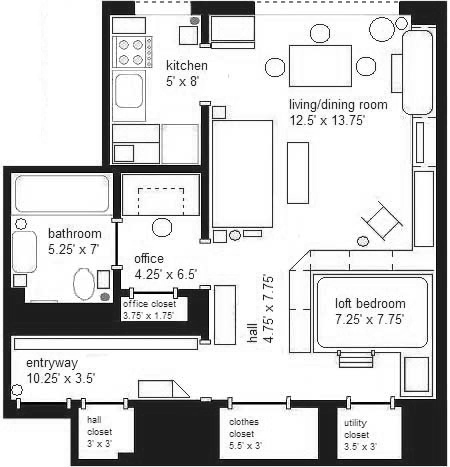 A guide to studio apartments and how they rule.