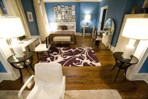 Studio Apartment Layout Magic Havenly - Studio apartment furniture layouts