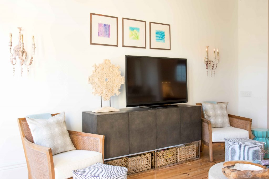 Havenly Client Spotlight: Holly's Calming New Orlean's Home