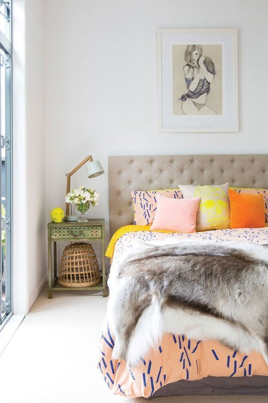 apartmenttherapycom - Spring Bedroom Ideas