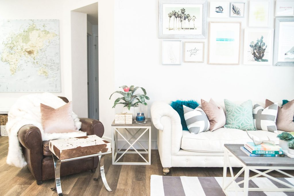 Shop The Look: Decorate Like A Pro With Throw Pillows
