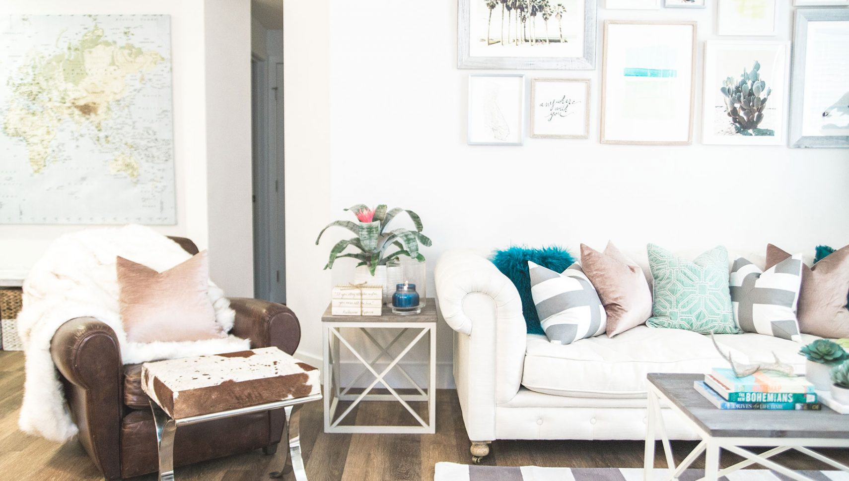 Shop The Look Decorate Like A Pro With Throw Pillows Havenly S Blog