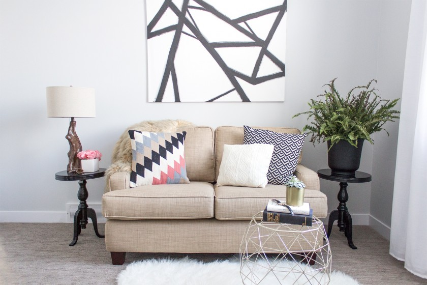 shop the look: decorate like a pro with throw pillows – the