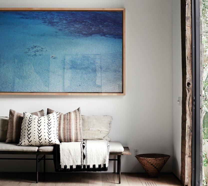 Natural Home Decor Elements Have Become Abundant In Design Recently And Why Not With Updated Coastal Decor We Can Inspire Thoughts Of Nostalgia
