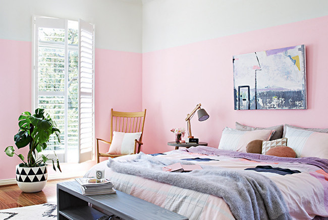 Two Tone Wall Ideas