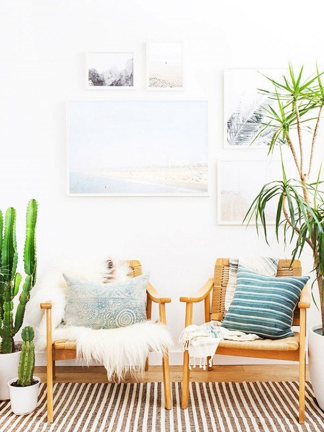 Havenly Designer Jordan E On Beachy Boho Decor Havenly