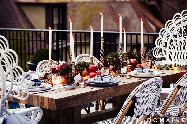 Summer Soiree: Hosting The Perfect Outdoor Dinner Party
