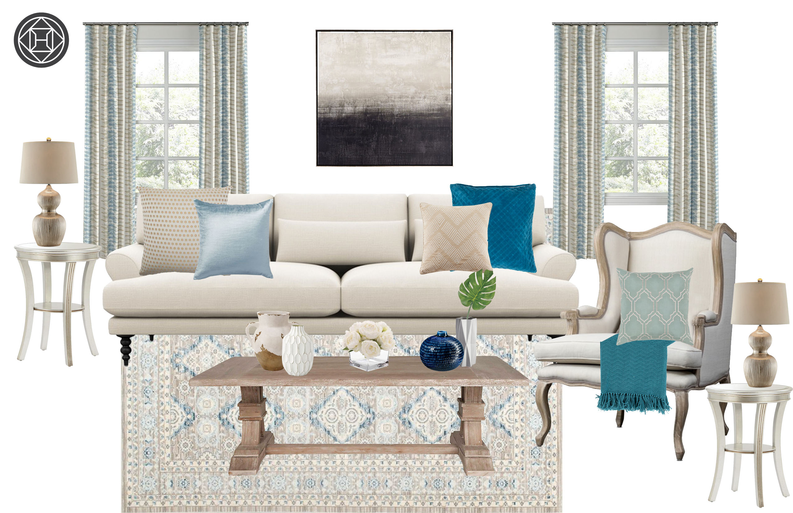 Olivia Pope S Apartment Look Blog