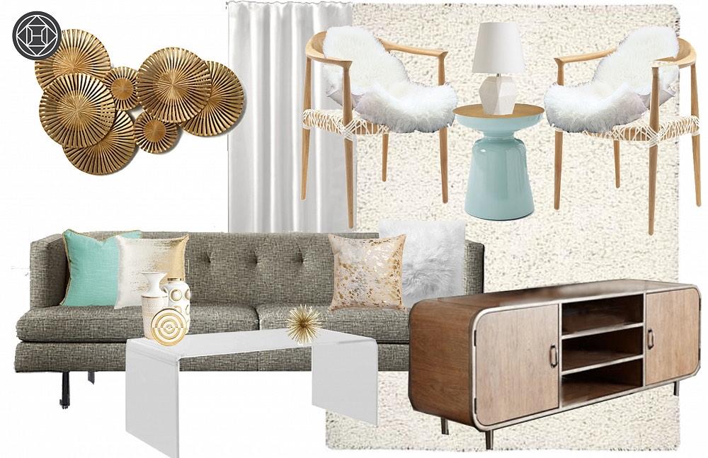 Design Story: Crafting Caroline\'s D.C. Condo Home   Havenly