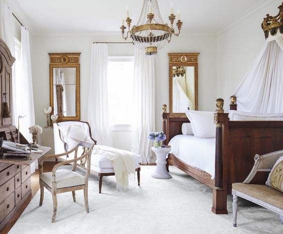 Get The Look: A New Orleans Bedroom