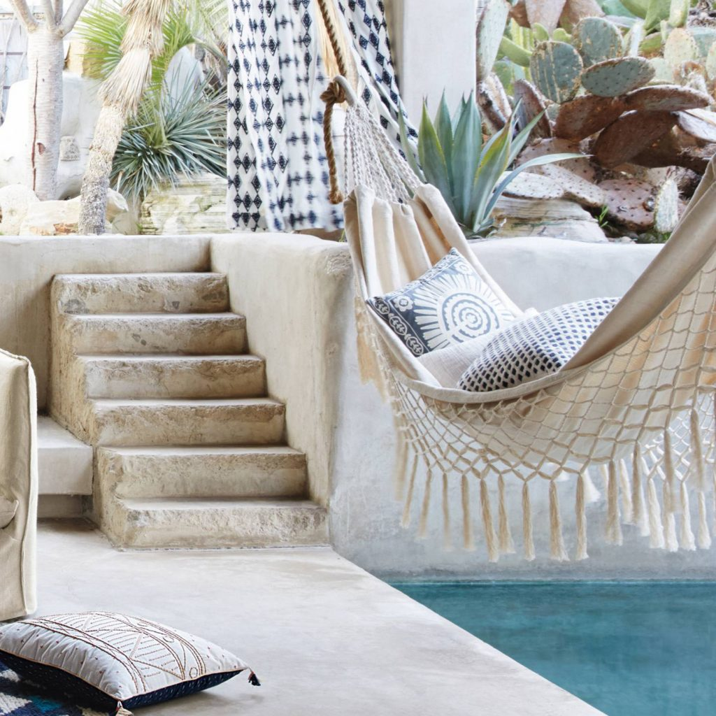 Turn Your Home Into A Stylish Summer Retreat