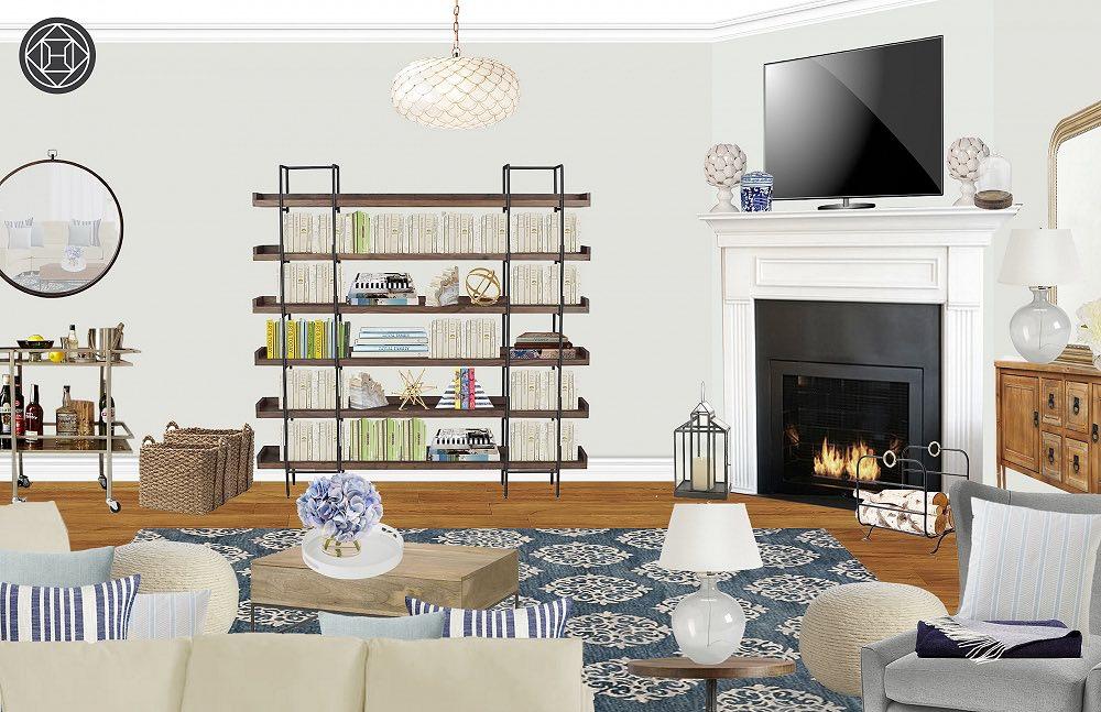 Sarahu0027s Initial Room Design U2013 Are We Feeling Envious Yet?