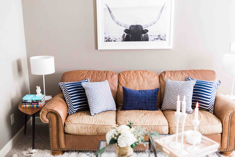 living room design project