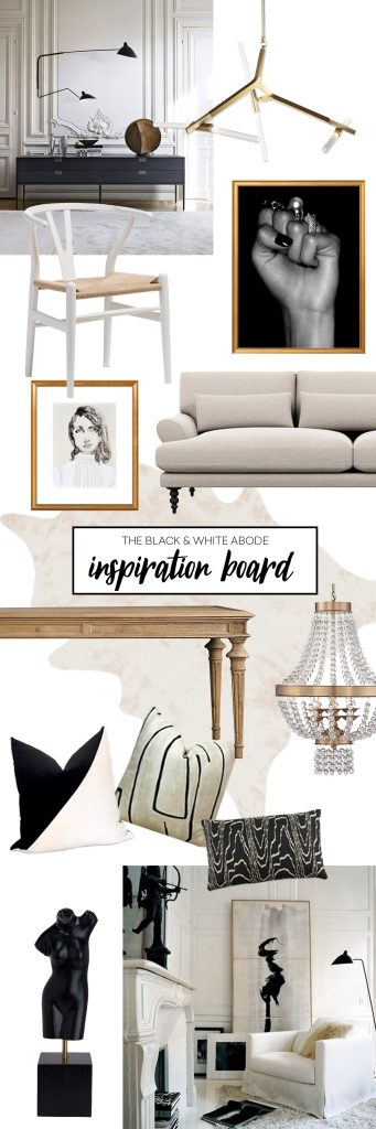 Black And White Home Inspiration