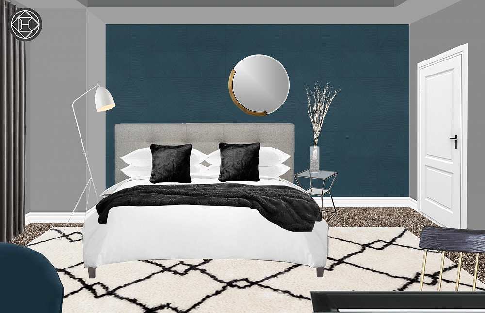 Arianna Skinner bedroom