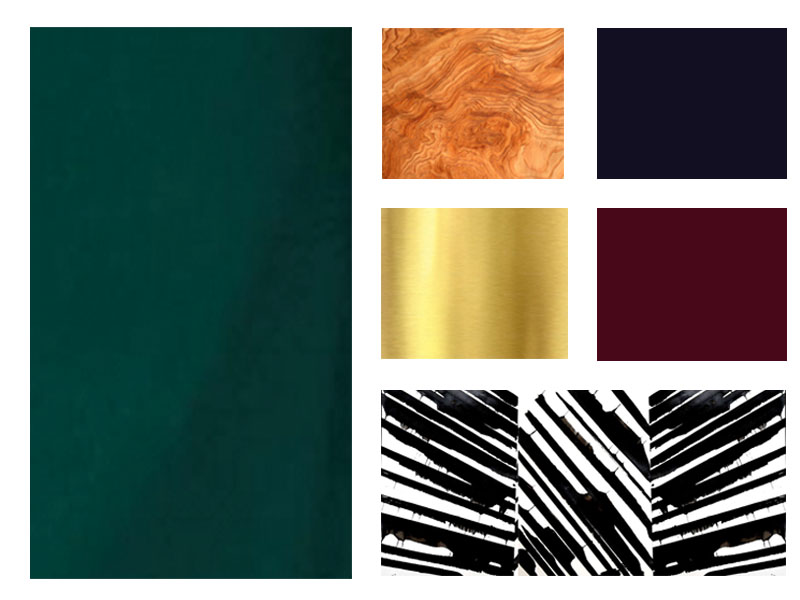 Havenly's 2017 Color Of The Year Color Pairings