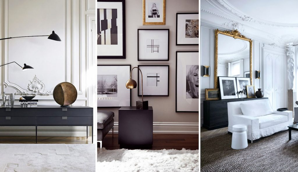 The Black and White Abode, Part 1: Inspiration!